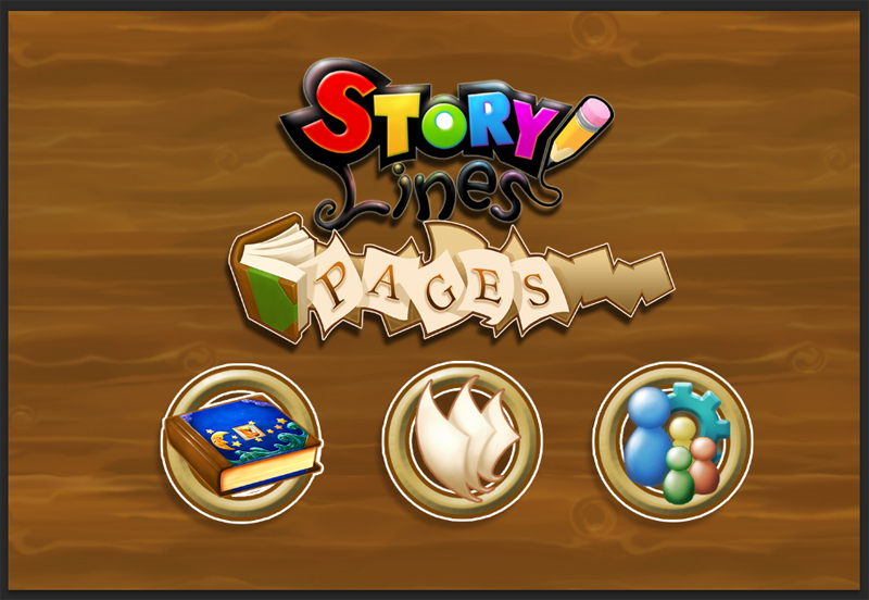 Storylines Pages Homepage