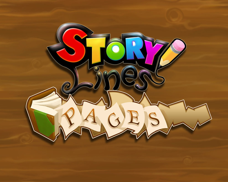 Story Lines Pages Logo